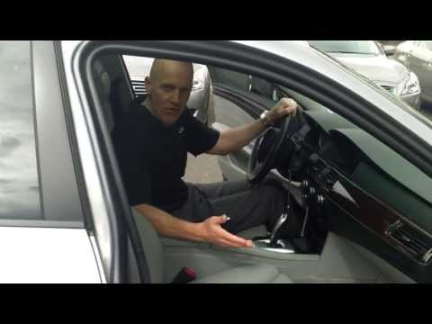 2008 BMW 535i with Carfax Accident:  In 3 minutes you'll be an expert on prior bodywork