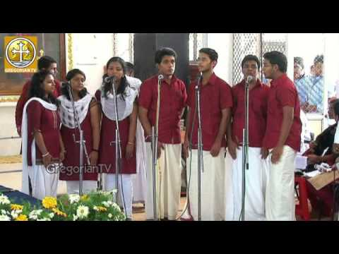 Nasrayan Karthave - Malayalam Christian Song By Mgocsm Choir video