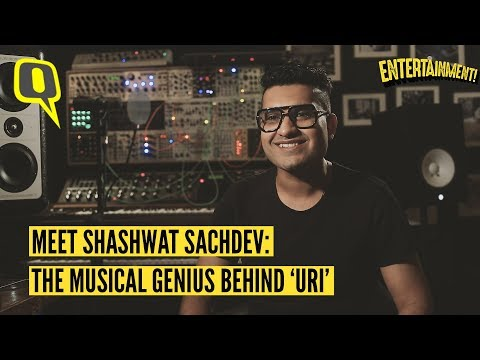 Download Lagu  Meet the Composer of Uri's Soundtrack, Shashwat Sachdev | The Quint Mp3 Free