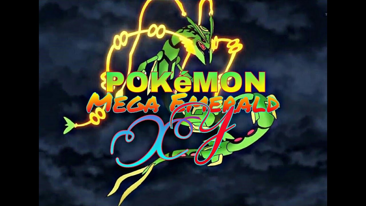 pokemon xy mega evolution gba download