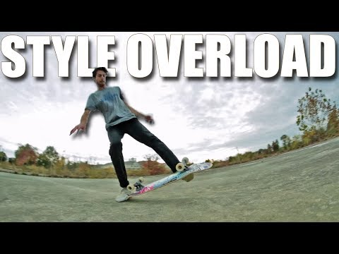 Steeziest Freestyle Skater!