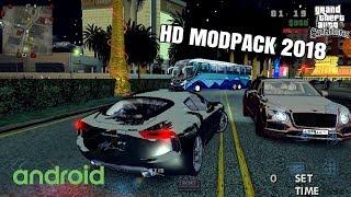 Super- Premium HD Modpack  2018 GTA SA Android 7.55 MB