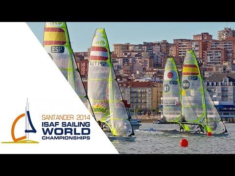 Santander 2014 ISAF Worlds - Sea Master Sailing Preview