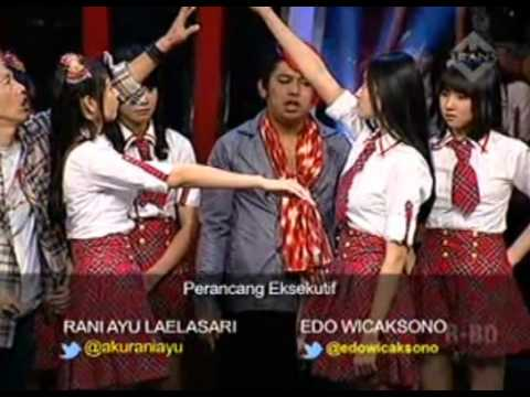 120717 JKT48 @ Tahan Tawa - Trans TV Part 5