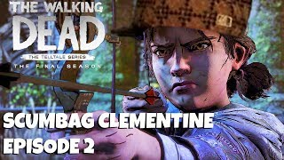 "Scumbag Clementine - The Walking Dead:Season 4: Episode 2 ""Suffer The Children"" - The Final Season"