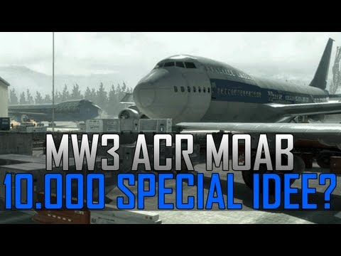 MW3 MOAB - 10.000 Special Ideeën? - Treyarch vs. Infinity Ward (Dutch Commentary)