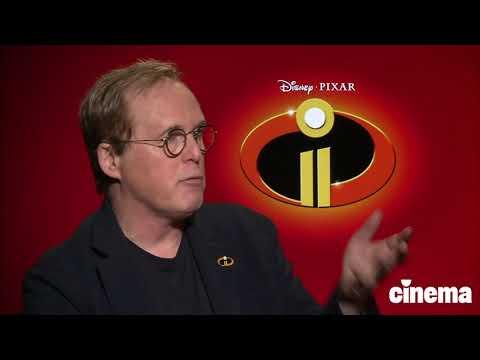 The Incredibles 2 / Die Unglaublichen 2: Brad Bird Interview