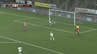 Doble error provoca ridículo autogol en la liga femenil de Suecia