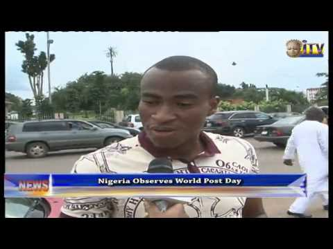 Nigeria observes world post day
