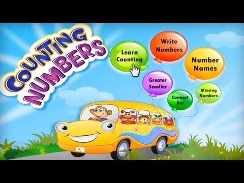Android app best education game for kids number games for children