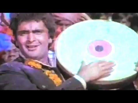 Ramji Ki Nikli Savari - Rishi Kapoor, Mohammed Rafi, Sargam Song