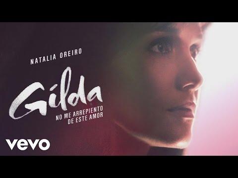 Natalia Oreiro cantó a lo Gilda, No me arrepiento de este amor