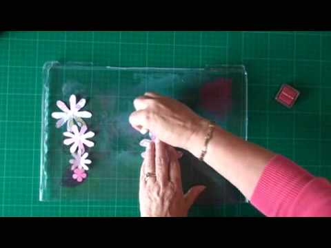 Hand made paper flowers (card-making-magic.com)