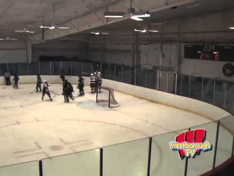 'Clip of the Game' WHS Varsity Hockey vs. Marian High School 1.22.2011
