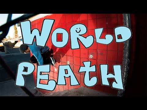 "PREMIERE: Noah Lora & Robert Blazek in ""World Peath"""