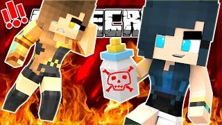 WHO'S YOUR DADDY IN MINECRAFT! THE WORST BABIES EVER!