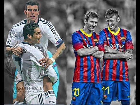Bale and Cristiano Ronaldo vs Neymar and Messi - YouTube | 480 x 360 jpeg 48kB