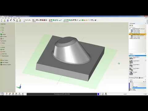 OneCNC CAD CAM 5 axis Software Simultaneous Machining