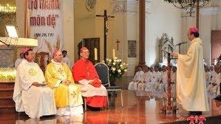WGPSG - Thánh lễ Bế mạc Năm Đức Tin tại TGP Sài Gòn