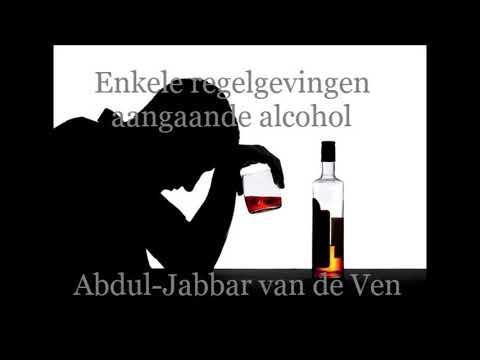 Enkele regelgevingen aangaande alcohol / Abdul-Jabbar van de Ven