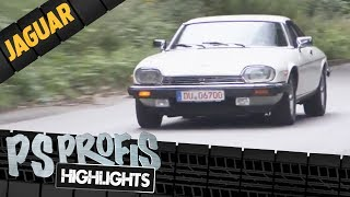 Jaguar XJS V12 | PS Profis - Oldtimer im Visier