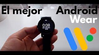 ESTE ES TU MEJOR Android Wear ! Review Ticwatch E | Hi Tech