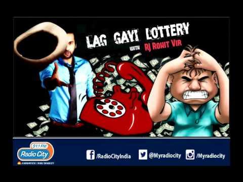 Lag Gayi Lottery with RJ Rohit Vir - Censor the Kiss I Radio City 91.1 FM | Mumbai