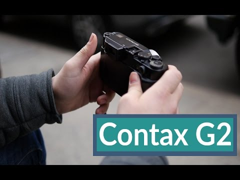 Review: Contax G2 - KEH Camera