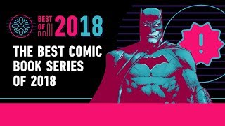 Best Comic Books of 2018