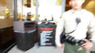 INDIO SUPERIOR COURTHOUSE AND JAIL, WHAT ARE YOU RECORDING? 1ST Amend Audit