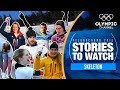 Skeleton Stories to Watch at PyeongChang 2018 | Olympic Winter Games MP3