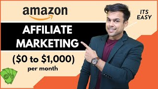 AMAZON AFFILIATE MARKETING for Beginners in 2019 (Tutorial) - Make $100 A Day | FREE Course