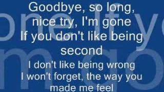 download lagu Sr-71 - Goodbye Lyrics gratis