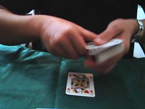 Best New Card Trick - THE SOLUTION On You Tube! MAGIC TRICK TO MAKE YOU GO GAGA!
