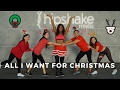 All I Want For Christmas Is You | Dance Workout Choreography | Mariah Carey | Flirty Hip Hop