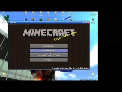 Minecraft Mods: TooManyItems 1.8.1 Installation Tutorial!