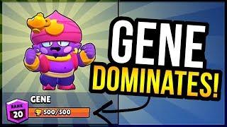 GENE TO 500 🏆 IN 1 DAY! Gene Tips & Tricks + Gameplay!