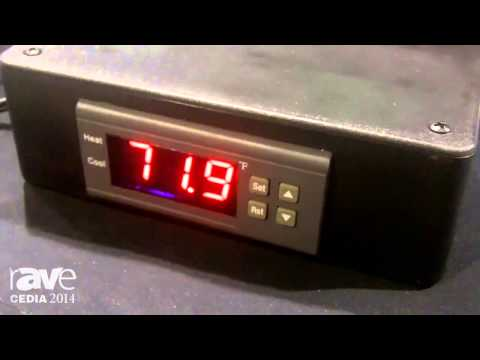 CEDIA 2014: Active Thermal Management Reveals Thermal Controls for Fans