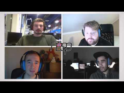 Norsk e-Sport Podcast #10 - Utama & Fearsome. - 2 / 2