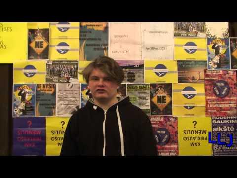 LLJ vlog 1/12 (LGBT teisės)