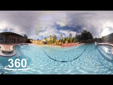 Boardwalk at Morris Bridge (USF) - LiveSomeWhere 360 Video Tour