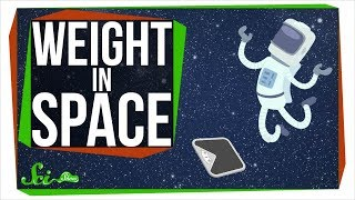 How Do You Weigh Things in Space? by : SciShow