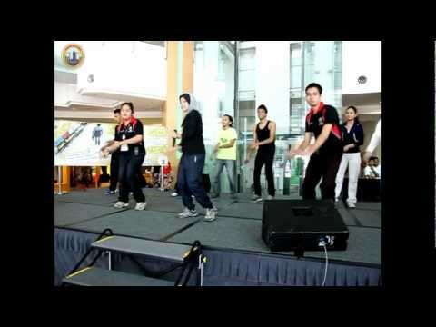 Unikl Business School - Xi Shua Shua Dance ( Senamrobik Version) Hd video