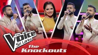 Thamara Darshana | Sudu Hansiye The Knockouts | The Voice Sri Lanka