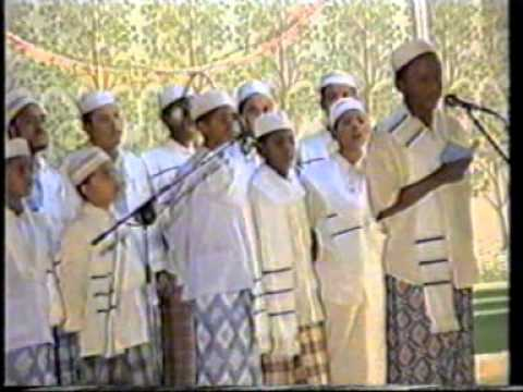 زواج الشاب الخلوق عضو فرقة المسرة انور بن احمد صبيح عام 1418هـ