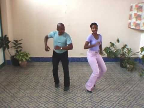 Cuban Cha Cha Cha Demonstration