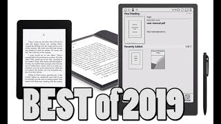 Best e-Readers of 2019... So far