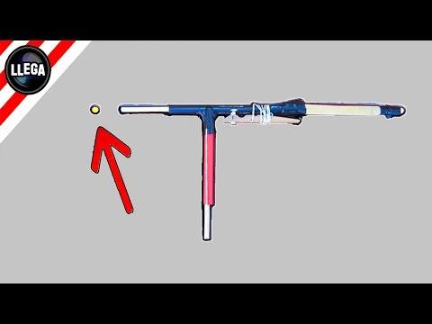 Pistola Casera de Repetición o Pen Gun