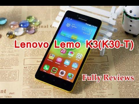 Most Valued Phone- Lenovo Lemo K3(K30-T) Fully Reviews