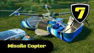 Dahir Insaat - Russian Unmanned Drone System Villa Attack Simulation